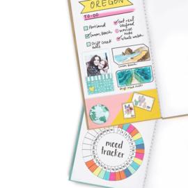 We R Memory Keepers - Bullet Journal Guide Ruler