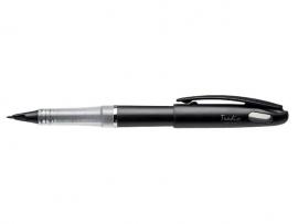 Pentel TRJ50 Tradio Stylo Pen - Zwart