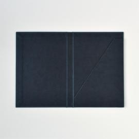 A4 Schets/handlettering insteekmap zonder Blok Papier