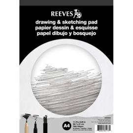 Reeves Teken- & Schetsblok – A4