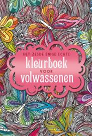 Het Zesde Enige Echte Kleurboek voor Volwassenen