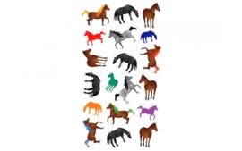 Bullet Journal Horses  Stickervel