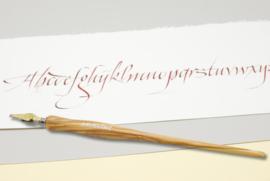 Handwritmic Olive Wood Nib Penhouder