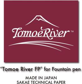 Tomoe River Paper Formaat A4 / 100 Vellen = 200 Pagina's, 52g/m2 Blanco Crème Papier