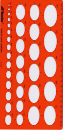 Isometrische Sjabloon Master Metric # SLP10312