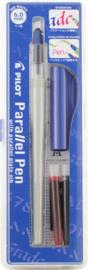 Pilot Parallel Pen 6,0mm