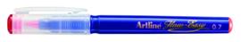 Artline Stift Flow Easy 290 0,7mm Rood