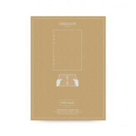 Filofax Clipbook & Organiser Navulling A5 – Geruit Papier
