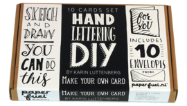 "Paperfuel Handletterbox DIY ""Make Your Own Cards"""