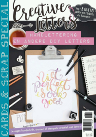 Tijdschrift Creative Letters