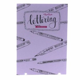 Oefenblok A5 Creative Lettering