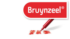 Bruynzeel Color Express 60 Viltstiften