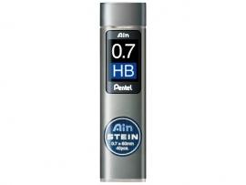 Pentel  Koker  Vulpotlood 40  Stiften  Ain Stein , 0.3 MM