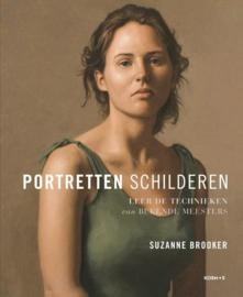 Portretten Schilderen,  Leer de technieken van bekende meesters