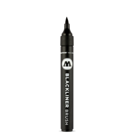 Molotow Blackliner Brush Marker
