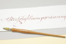 Handwritmic Cherry Wood Nib Penhouder