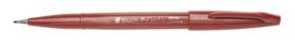 Pentel Touch Brush Sign SES15C Bruin