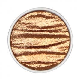 Pearlcolor Waterverf Napje Bronze  Ø 30mm