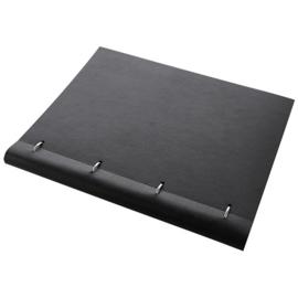 Filofax Clipbook Organizer A4 Classic Monochrome Zwart