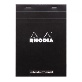 Rhodia DotPad No.16 - A5 - 80 pagina's - Zwarte Kaft