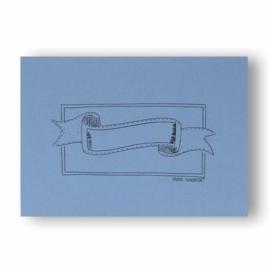 Handlettering Oefenblok A6 - Pastelkleuren