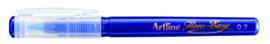 Artline Stift Flow Easy 290 0,7mm Blauw