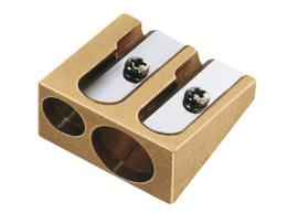 Möbius & Ruppert Puntenslijper Messing Dubbel Kegelvorm