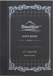 Tomoe River Paper Note Book A7 / 52g/m², 80 Vel - 160 Pagina's - Ruit / Sub Dot Grid