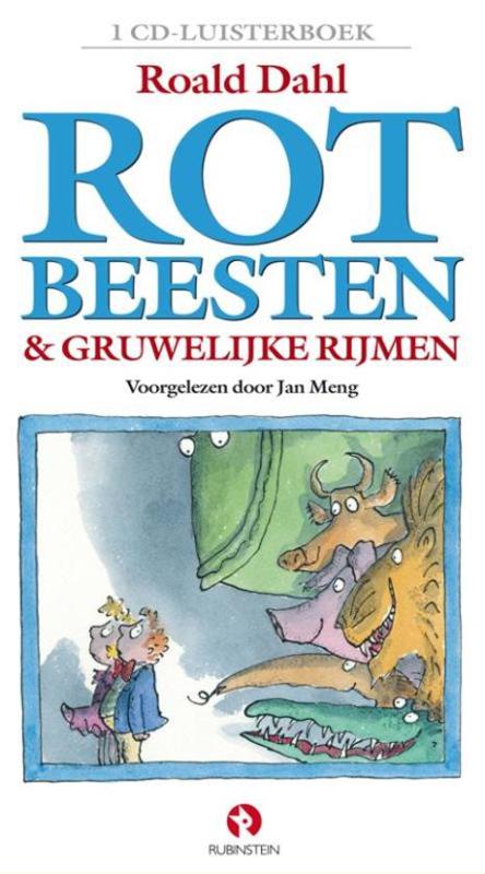 Rotbeesten van Roald Dahl