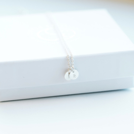 2 Loving Letters Necklace