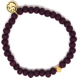 Sunbeam Dark Purple Gold