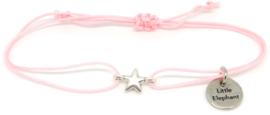Star Silver - Celebrate Life knooparmband