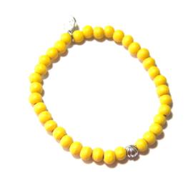 Sunbeam Sunny Yellow Silver