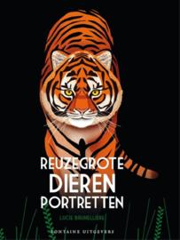 Uitgever Fontaine Reuze grote dierenportretten