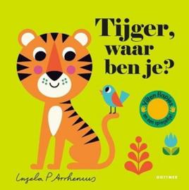 Uitgever Gottmer  Flapjesboekje Tijger, waar ben je?