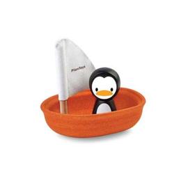 Plan Toys Zeilboot Puiquin