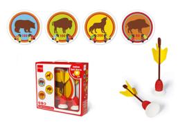 Scratch Soft Darts Indianenspel