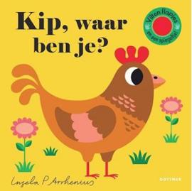 Uitgever Gottmer  Flapjesboekje Kip, waar ben je?