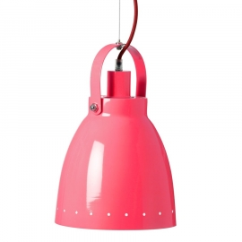 Done By Deer Metal Lamp Raspberry
