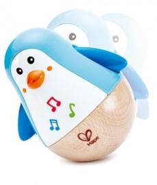 Hape Muziek tuimelaar  pinguin