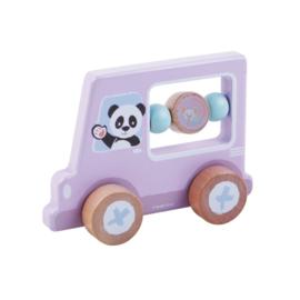 Studio Circus  Houten  Activiteitenauto Panda