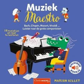 Clavis geluidenboek  Muziek Maestro
