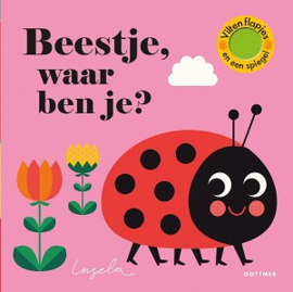 Uitgever Gottmer  Flapjesboekje Beestje, waar ben je?