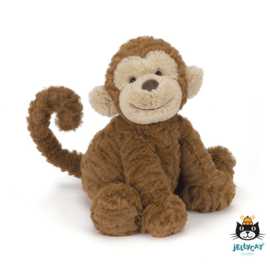 Jellycat Fuddlewuddle Aap