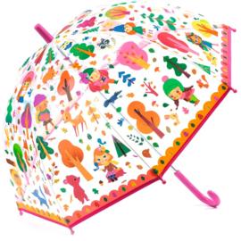 Djeco Kinderparaplu  In het bos