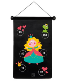 Scratch Magnetisch Dartspel  Princes