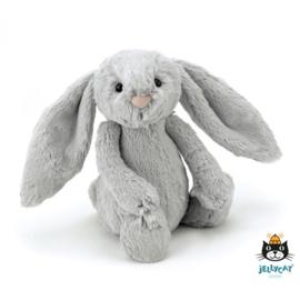Jellycat Bashful Bunny Silver