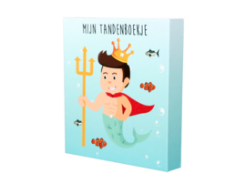 Tandenpret Tandenboekje Neptunus