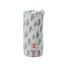 Lodger Hydrofiel doek Grey