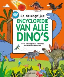 Uitgever Lannoo De belangrijke encyclopedie van alle dino's